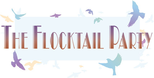 The 2010 Flocktail Party at the Toronto Botanical Gardens