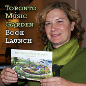 The Toronto Music Garden Book Launch