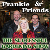 Frankie Flowers at the Successful Gardening Show